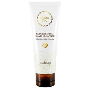 【新商品】[Elishacoy/エリシャコイ]Skin Refreshing Snail Cleanser 120ml /スキンリフレッシング スネイルクレンザー 120ml /Skingarden
