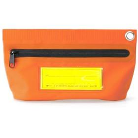 HIGHTIDE ハイタイド / Tarp Pouch タープポーチ(S) / アウトドア 収納 ポーチ,オレンジ