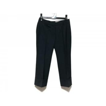 【中古】 セオリー theory パンツ サイズ0 XS レディース 美品 ダークグレー