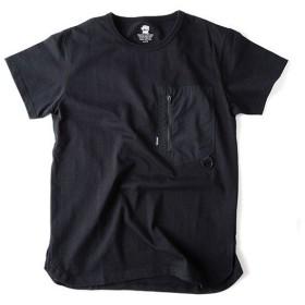 グリップスワニー Grip Swany Gear Pocket T Shirt Black GSC-27