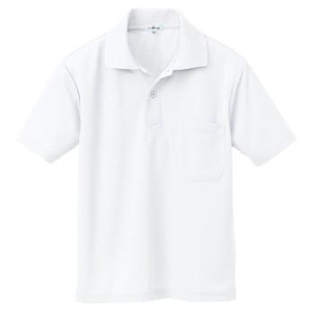 AZ-10579 アイトス 吸汗速乾(クールコンフォート)半袖ポロシャツ(男女兼用) 作業服
