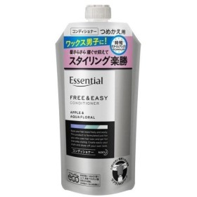 花王 エッセンシャル フリー&イージー コンディショナー 詰め替え 300ml /エッセンシャル コンディショナー