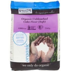 有機薄力小麦粉 (700g)