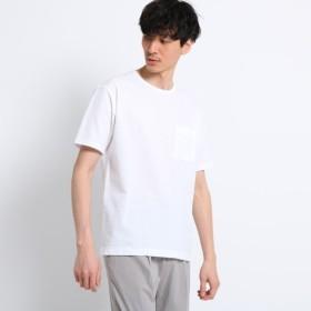 [マルイ]【セール】シアサッカー ポケット Tシャツ/タケオキクチ(TAKEO KIKUCHI)