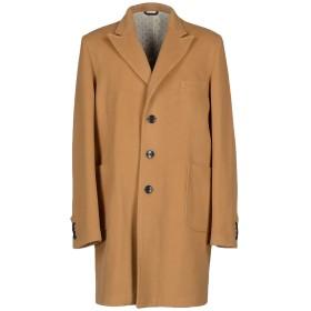《期間限定セール開催中!》DANIELE ALESSANDRINI メンズ コート キャメル 54 ウール 90% / カシミヤ 10%