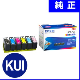 KUI-6CL エプソン インクカートリッジ  6色パック