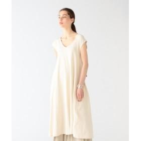 R JUBILEE / Back Ribbon One-piece Dress レディース ワンピース OFF WHT S