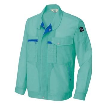 AZ-5360 アイトス 長袖サマーブルゾン(男女兼用) 作業服
