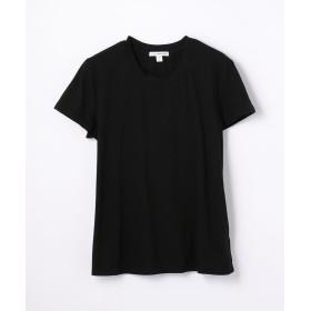 トゥモローランド ベーシック クルーネックTシャツ WLJ3114 レディース 19ブラック 0(S) 【TOMORROWLAND】