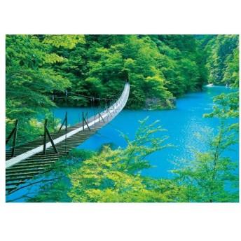 ジグソーパズル 日本風景 寸又峡の夢の吊橋-静岡 500ピース (05-117)[エポック]《発売済・在庫品》
