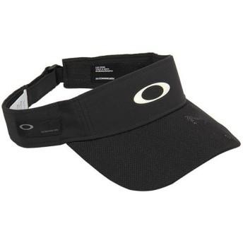 オークリー(OAKLEY) ゴルフ バイザー SKULL LAYER VISOR 13.0 ブラックアウト 912162JP-02E サンバイザー 日よけ