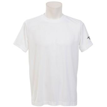 【16%OFF】 販売主:スポーツオーソリティ ミズノ/メンズ/SMU ロゴTシャツ メンズ ホワイト L 【SPORTS AUTHORITY】 【セール開催中】