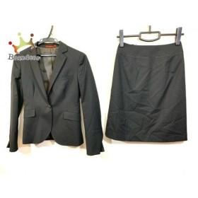 ライム RHYME スカートスーツ サイズ5 XS レディース 黒    値下げ 20191108