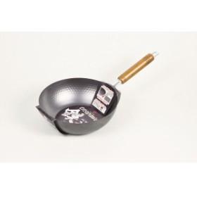 パール金属  HB-4289 軽くてサビにくい鉄のいため鍋24p HB4289【キャンセル不可】