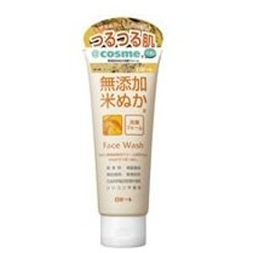 ロゼット/無添加米ぬか洗顔フォーム