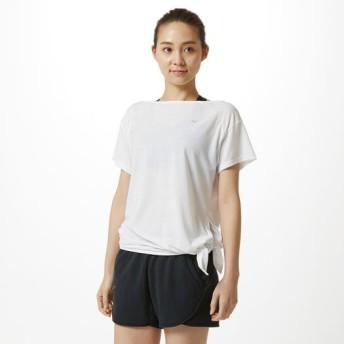 MIZUNO SHOP [ミズノ公式オンラインショップ] Tシャツ[レディース] 01 ホワイト 32MA9315