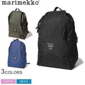 MARIMEKKO マリメッコ バックパック メトロ METRO 39972 46431 47019 メンズ レディース
