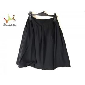 ティアクラッセ Tiaclasse スカート レディース 黒     スペシャル特価 20190801