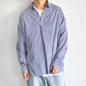 シャツ - pairpair【MEN】 【リンクコーデ専門ブランド/ペアペア】スキッパールーズシャツ(メンズ)