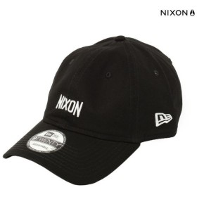 キャップ NIXON ニクソン × NEW ERA ニューエラ NC3001000-00 APOLLO NE 9TWENTY STRAPBA GGS D4