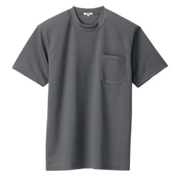 AZ-10576 アイトス 吸汗速乾(クールコンフォート)半袖Tシャツ(ポケット付)(男女兼用) 作業服
