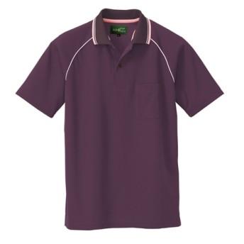AZ-50005 アイトス 制電半袖ポロシャツ(男女兼用) 作業服