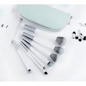 Fashions、2019新品 7本化粧筆 メイクブラシセット 化粧ブラシ セット コスメ ブラシ 化粧道具 ポーチ付き
