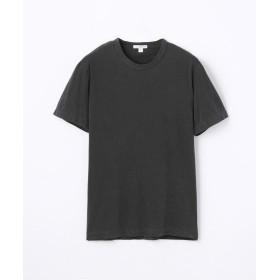 トゥモローランド ベーシッククルーネックTシャツ MLJ3311 メンズ チャコールグレー 1(M) 【TOMORROWLAND】