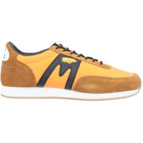 《セール開催中》KARHU メンズ スニーカー&テニスシューズ(ローカット) オレンジ 11 革 / 紡績繊維