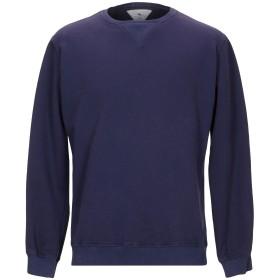 《期間限定 セール開催中》MACCHIA J メンズ スウェットシャツ モーブ L コットン 100%