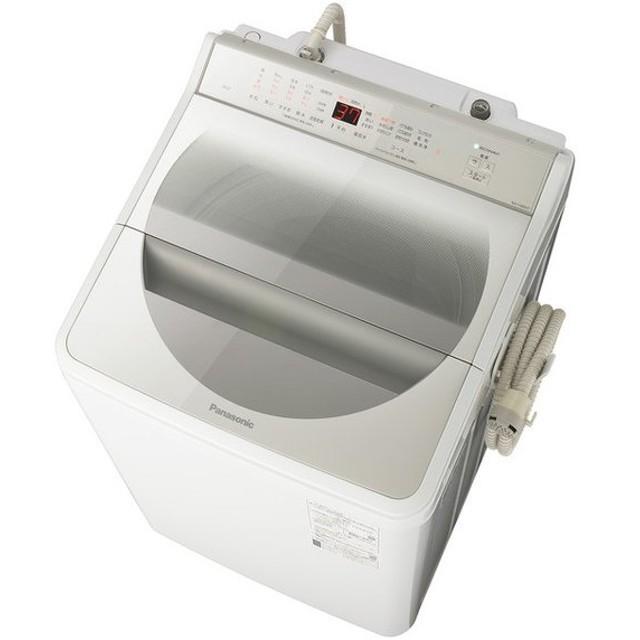 パナソニック 全自動洗濯機 NA-FA80H7-N【創業73年、新品不良交換対応】