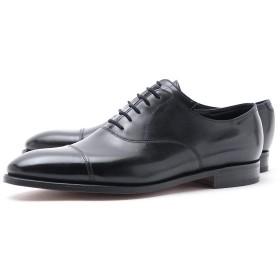 ジョンロブ JOHN LOBB 内羽根式シューズ CITY 2 シティ 2 ラスト 7000 ストレートチップシューズ 革靴 ブラック 大きいサイズあり メンズ