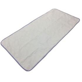 消臭透湿防水 洗えるベッドパッド 80700013 レギュラー ネムール (消臭 抗菌 防臭) 介護用品