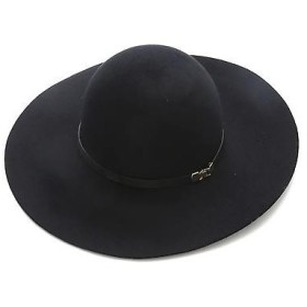 CLEAR IMPRESSION / クリアインプレッション フェルトつば広丸ボーラー帽
