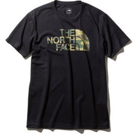【Super Sports XEBIO & mall店:トップス】カモフラージュロゴ Tシャツ NT31976 K