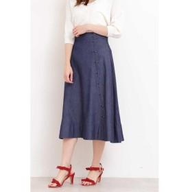 PROPORTION BODY DRESSING / プロポーションボディドレッシング  テンセルロングスカート