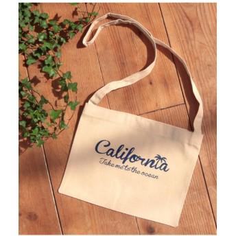 【60%OFF】 アナップ californiaプリントサコッシュ レディース IV F 【ANAP】 【タイムセール開催中】