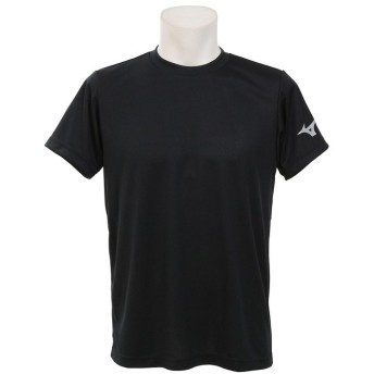 【16%OFF】 販売主:スポーツオーソリティ ミズノ/メンズ/SMU ロゴTシャツ メンズ ブラック S 【SPORTS AUTHORITY】 【セール開催中】