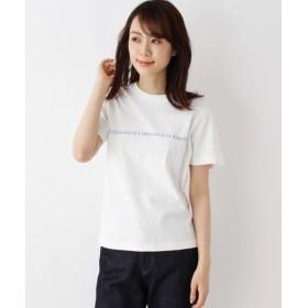 OPAQUE.CLIP / オペーク ドット クリップ UCLA ロゴ入りTシャツ
