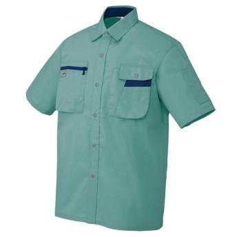 AZ-5326 アイトス 半袖シャツ(男女兼用) 作業服