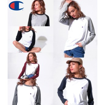 ANAP(アナップ)RAGLAN LONG SLEEVE T-SHIRT