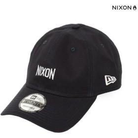 キャップ NIXON ニクソン × NEW ERA ニューエラ NC3001307-00 APOLLO NE 9TWENTY STRAPBA GGS D4