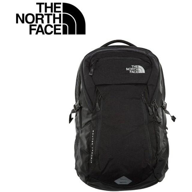 ノースフェイス THE NORTH FACE リュック バッグ バックパック ルーター メンズ レディース 40L ROUTER ブラック 黒 NF0A3ETU