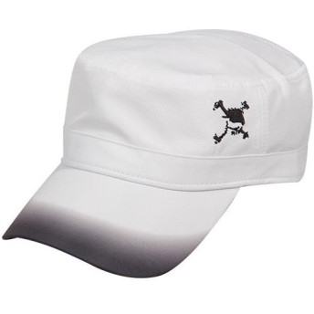 オークリー(OAKLEY) ゴルフ キャップ SKULL PT WORK 13.0 ホワイト 912152JP-100 帽子 日よけ