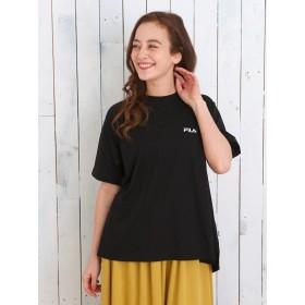 【5,000円以上お買物で送料無料】FILAワンポントTシャツ