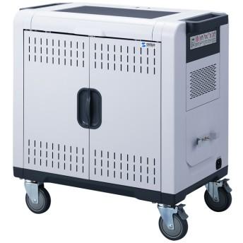 iPad・タブレットトロリー(48台収納) サンワダイレクト サンワサプライ CAI-CAB24