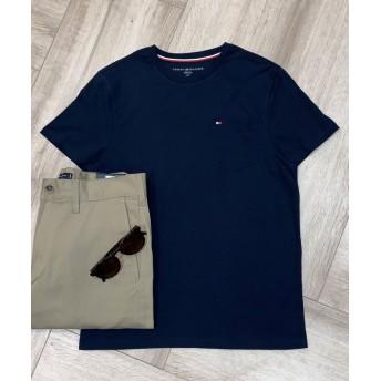 TOMMY HILFIGER トミーヒルフィガー ポケットTシャツ