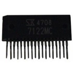 SANKEN STA7122MC 2相ステッピングモータユニポーラ駆動用IC