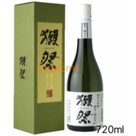 獺祭 日本酒 純米大吟醸 磨き三割九分 デラックス箱入 720ml