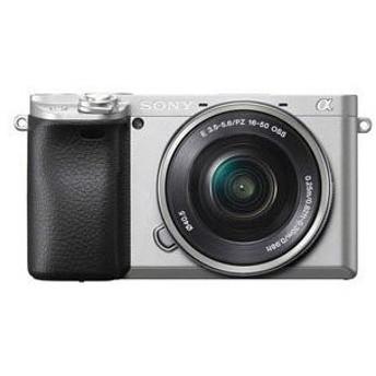 α6400 デジタル一眼カメラ ILCE-6400L パワーズームレンズキット(シルバー)